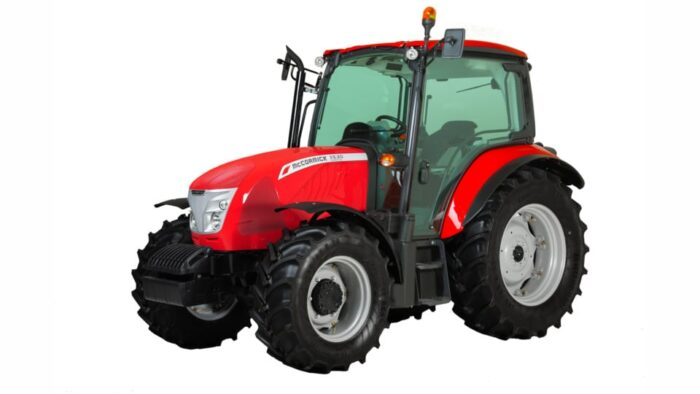 McCormick X6.55 traktor