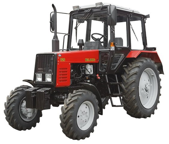 Belarus 820 traktor