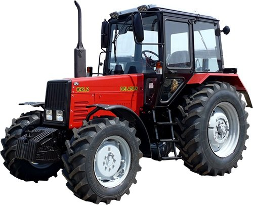Belarus 892.2 traktor