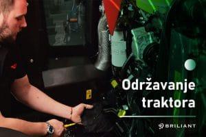 Održavanje traktora