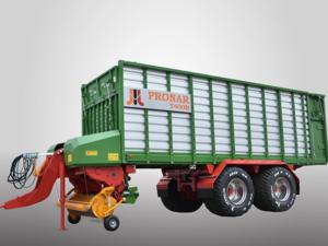 Prikolice za biomasu