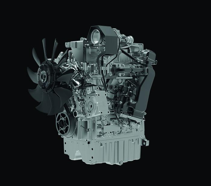 McCormick x4  motor
